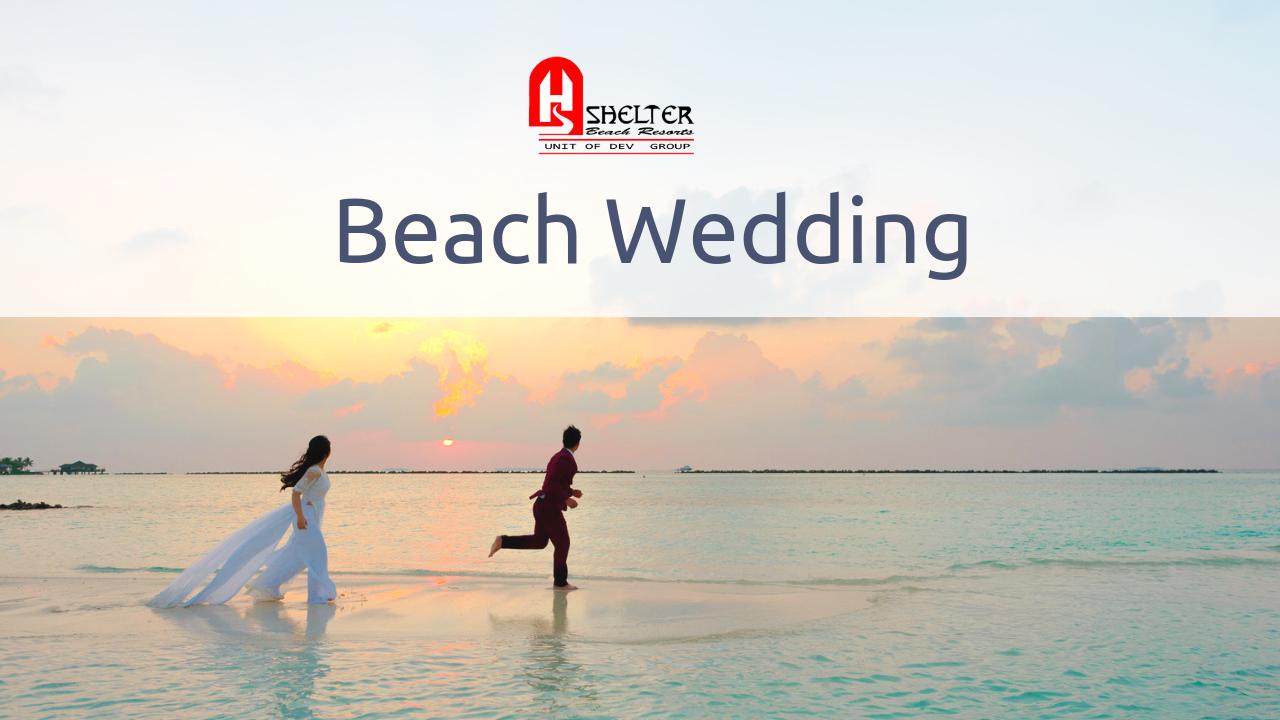 Beach Wedding in Chennai